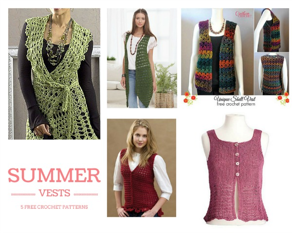 Summer Vests are a great addition to your wardrobe. They are comfortable and stylish.