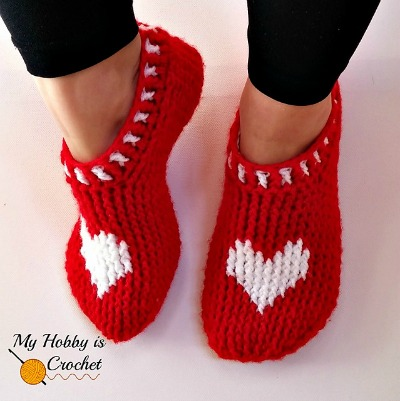 Heart and Sole Slipper