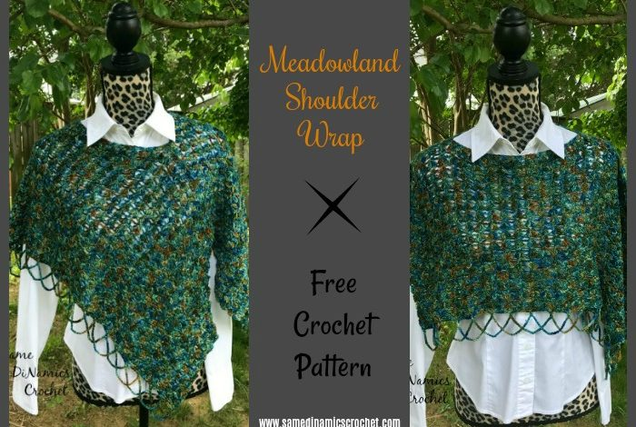 Meadowland Shoulder Wrap